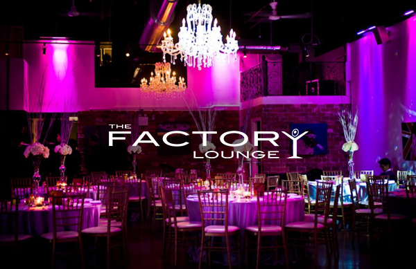 The Factory Lounge